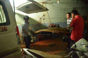 Đôi trai gái chết trong phòng trọ ở Sài Gòn
