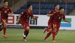 Xem lại 3 bàn thắng của U19 Việt Nam ở vòng bảng U19 châu Á