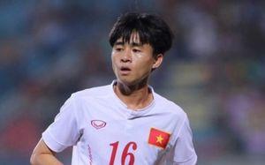 Đàn em Công Phượng 'mất tích' khi U19 Việt Nam thăng hoa