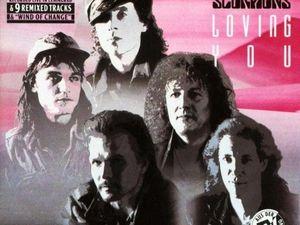 'Still Loving You' - Bài rock kéo ta về với tình cũ của Scorpions