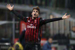 AC Milan bất ngờ đánh bại nhà đương kim vô địch Juventus