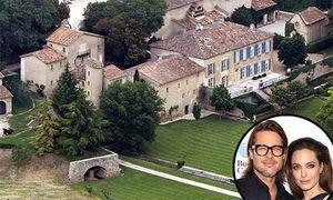 Brad Pitt và Angelina Jolie rao bán lâu đài ở Pháp