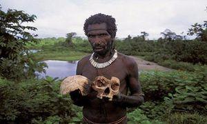Sự thật giật mình bộ tộc ăn thịt người duy nhất còn sót lại