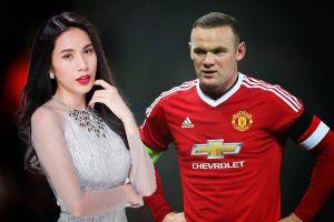 Thủy Tiên buồn vì sự vô tâm, Rooney cười cả lúc vô dụng
