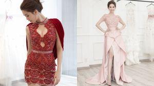 Không còn hở táo bạo, Ngọc Trinh hé lộ trang phục trên thảm đỏ Hoa hậu Quốc gia Hàn Quốc 2016