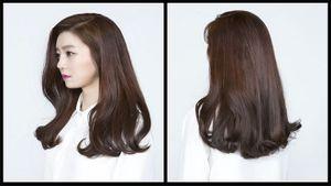 Chỉ với 2 tuần hô biến tóc dài 4-6 cm với dầu bí ngô
