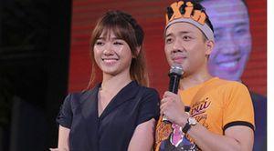 Trấn Thành: 'Tôi và Hari Won thật sự hạnh phúc'