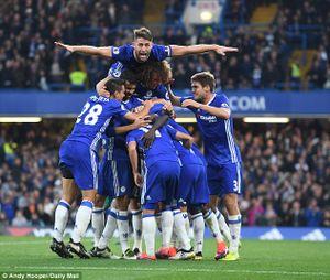 Chelsea chào đón Jose Mourinho bằng màn vùi dập M.U