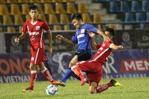 TRỰC TIẾP U.21 PVF 0-1 U.21 Khánh Hòa: Cựu tuyển thủ U.19 Việt Nam lập công