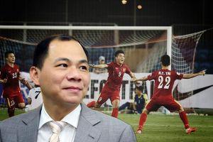 Ông bầu 'dị' đứng sau chiến công lịch sử của U19 Việt Nam