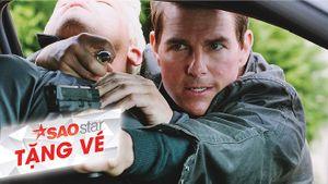 Jack Reacher: Never Go Back - Tom Cruise còn lâu mới chịu… xuống đỉnh