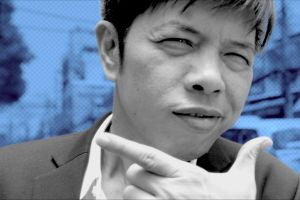 Thái Hòa làm vệ sĩ mê gái trong phim hài mới