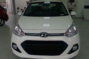 Sedan Hyundai Grand i10 giá chỉ 399 triệu tại VN