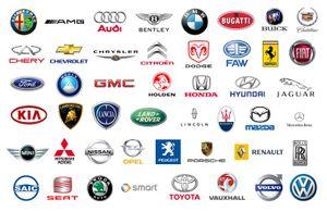 Những logo thương hiệu xe hơi ghi dấu ấn trên thế giới