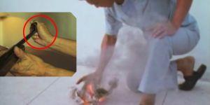 Dị nhân dùng tay chặn đạn và phóng điện, pha cản phá phạt đền sốc nhất lịch sử