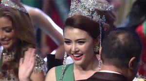 Lặng lẽ thi, mỹ nữ Việt lần đầu lên ngôi 'Nữ hoàng Sắc đẹp Toàn cầu 2016'