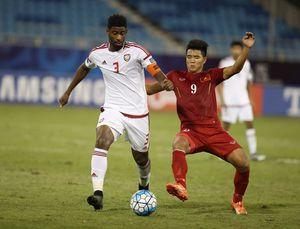 U19 Việt Nam lại thiệt quân vì thẻ phạt trước trận bán kết với U19 Nhật Bản