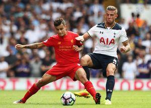 TRỰC TIẾP Liverpool - Tottenham (Cúp Liên Đoàn Anh) TẠI ĐÂY