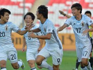 Nhật Bản là đối thủ nặng ký của Việt Nam tại bán kết giải U19 châu Á