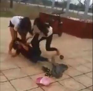 Quảng Trị: Sẽ xử lý nghiêm các học sinh đánh nhau trong clip phát tán trên mạng