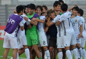U19 Nhật Bản gặp U19 Việt Nam ở bán kết giải châu Á