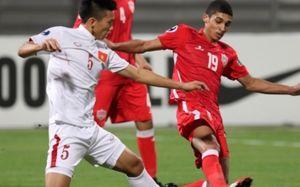 Kết quả bóng đá tứ kết vòng giải U19 châu Á 2016