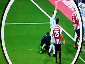 Cristiano Ronaldo không phản đối bàn thắng của Alvaro Morata