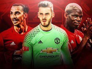 Chỉ có 3 cầu thủ đủ tiêu chuẩn để đá cho Man United