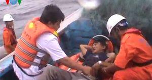 Điều tàu SAR 412 ra biển Hoàng Sa cứu nạn ngư dân