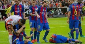 LĐBĐ Tây Ban Nha 'gia nhập' chiến dịch anti Barca