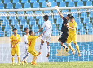 16 giờ TRỰC TIẾP U.21 Hà Nội T&T - U.21 Sanna Khánh Hòa: Tranh ngôi đầu