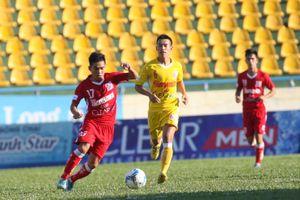 Vượt qua Sanna Khánh Hòa, U.21 Hà Nội T&T đặt một chân vào bán kết
