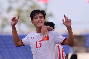 Vũ khí bí mật U19 Việt Nam sẽ dành 'tặng' Nhật Bản