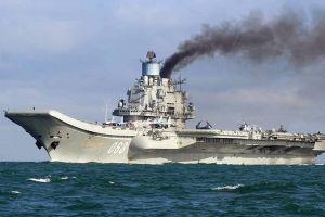 'Nhả khói đã là gì, số phận tàu sân bay Nga đáng ra còn thảm hơn'