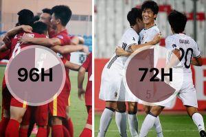 24h 'chết' của U19 Nhật Bản