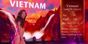 Người đẹp Indonesia đăng quang, Nguyễn Thị Loan vào top 20, VN đăng cai 'Hoa hậu hòa bình quốc tế' 2017