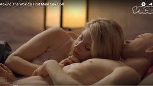 Video thử nghiệm 'quan hệ' với búp bê tình dục nam đầu tiên trên thế giới