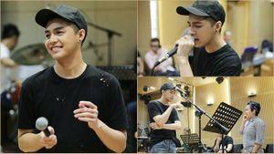 Noo Phước Thịnh dồn hết sức tập luyện cùng nhạc sĩ Phương Uyên cho Live Concert