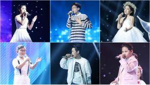 6 giọng ca khiến khán giả tiếc nuối khi không thể góp mặt đêm Chung kết