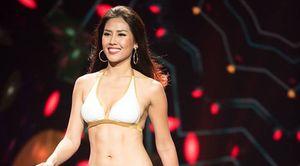 Nguyễn Loan trượt top 10 Hoa hậu Hòa bình Quốc tế