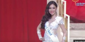 Chờ người đẹp Phương Linh tỏa sáng tại Hoa hậu Quốc tế 2016