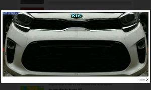 Kia Morning 2017 hé lộ thiết kế và clip chạy thử