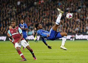 'Búa tạ' West Ham 'đập nát' Chelsea 2 - 1 trên sân nhà