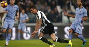 Juventus thắng dễ Sampdoria 4 - 1