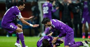 Clip: Bàn thắng tuyệt đẹp của Nacho ở trận Cultural Leonesa 1-7 Real