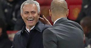 Dư âm MU 1-0 Man City: Mourinho khiến Pep Guardiola lập kỷ lục siêu tệ