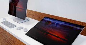 'Giật mình' trước siêu phẩm Surface mới của Microsoft