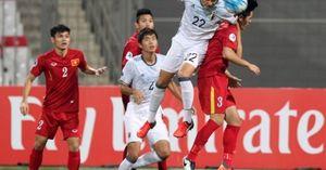 Khớp vía U19 Nhật Bản, U19 Việt Nam thua không kịp gỡ