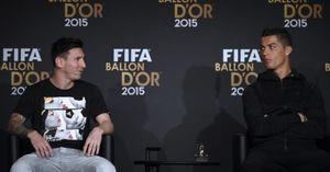 Fabio Cannavaro chọn ai giữa Ronaldo và Messi?