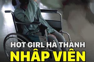 Thực hư vụ hotgirl Hà Thành nhập viện do hút quá nhiều bóng cười